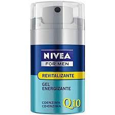 Gel hidratante revitalizante co-enzima Q10 antioxidante Gillette 50ml