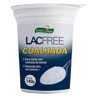 Coalhada zero lactose Verde Campo 140g