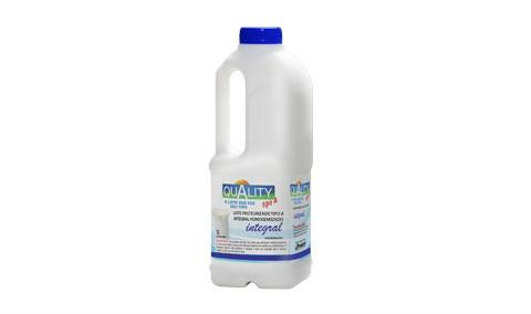 Leite cru tipo A integral refrigerado Quality 1lt