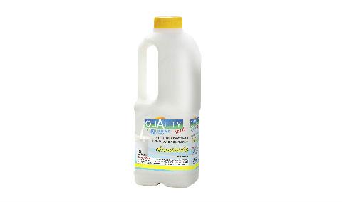 Leite cru tipo A desnatado refrigerado Quality 1lt