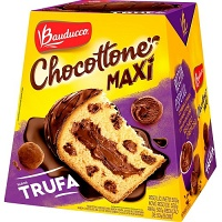 Chocottone Maxi trufa Bauducco 500g
