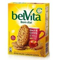Biscoito Belvita maçã e canela 75g