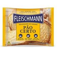 Melhorador de farinha para pães Pão Certo Fleischmann 10g