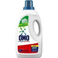 Sabão líquido lavagem perfeita Omo 3lts