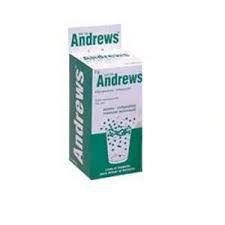 Sal de Andrews caixa (60 unid.)