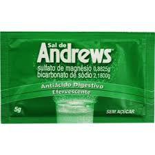 Sal de Andrews envelope 5g.
