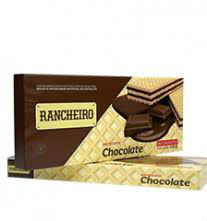 Wafer recheado c/ chocolate Rancheiro 108g