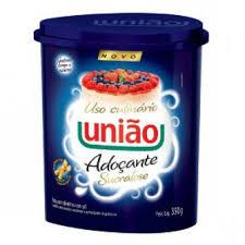 Adoçante sucralose União 350g