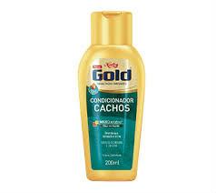 Condicionador cachos Niely gold 200ml
