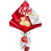 Ovo de Páscoa Kit Kat branco Nestlé 227g