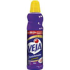 Desinfetante Veja lavanda 480ml