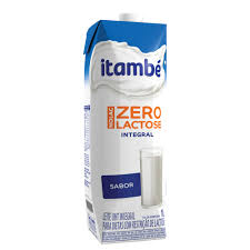 Leite integral sem lactose Itambé 1lt