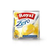 Gelatina Royal maracujá zero açucar 12g.
