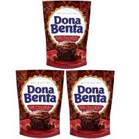 Mistura para bolo chocolate Dona Benta 450g (pacote c/ 3unid.)
