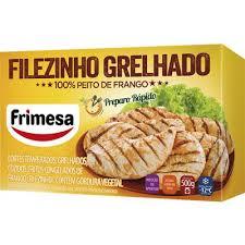 Filezinho de frango grelhado Frimesa 500g