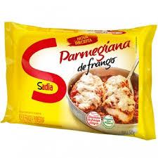 Parmegiana de frango Sadia 500g