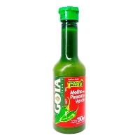 Molho de pimenta verde Gota Maratá 150ml.