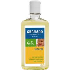 Shampoo bebê tradicional Granado 250ml