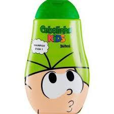 Shampoo Turma da Monica 3 em 1 260ml