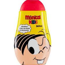 Shampoo Turma da Monica para cabelos finos e delicados 260ml