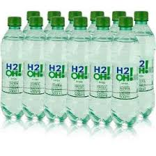 H2OH limão 500 ml. (pacote c/ 12 unid.)