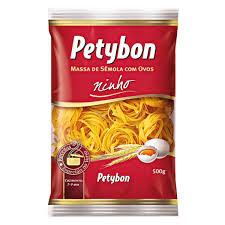 Massa com ovos Ninho Petybon 500g