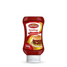 Ketchup tradicional Bonare 390g
