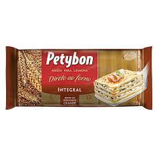 Lasanha integral Petybon 200g