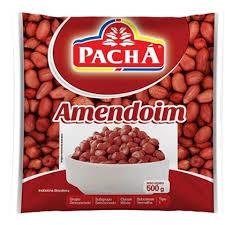 Amendoim vermelho Pachá 500g