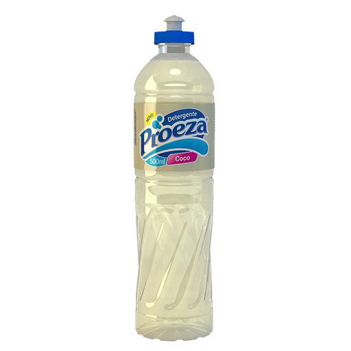 Detergente líquido coco Proeza 500ml