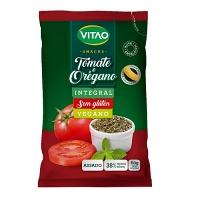 Biscoito integral tomate e orégano Vitao 60g