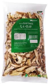 Shitake seco 23g