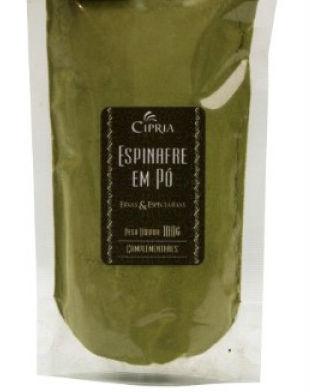 Espinafre em pó 50g