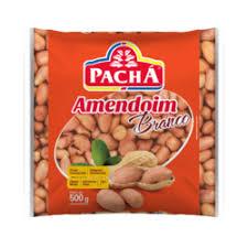 Amendoim branco Pachá 500g