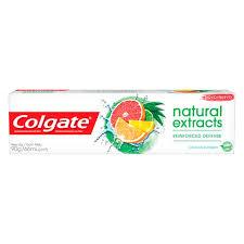 Creme dental natural extracts Reinforced Defense Colgate 90g