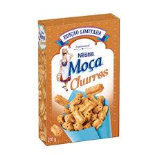 Cereal Moça Churros  Nestlé 210g