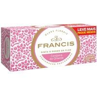 Sabonete Francis Cerejeira do Oriente 90g  ( pacote c/ 5 unid.)