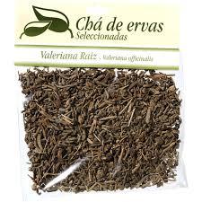 Raizes p/ preparo de chá de Valeriana 25g