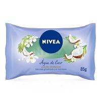 Sabonete água de coco e óleos essencias Nivea 85g.