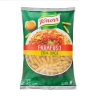 Massa com ovos parafuso Knorr 500g