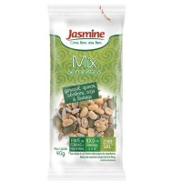Mix de sementes tradicional Jasmine 40g.