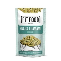Snack edamame levemente salgado Fit Food 30g