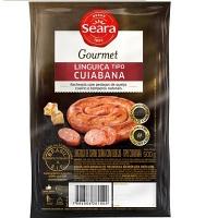 Linguiça cuiabana Gourmet Seara 500g