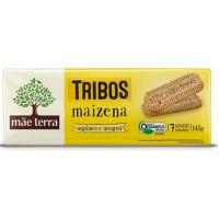 Biscoito integral maizena 7 grãos Tribos Mãe Terra 145g