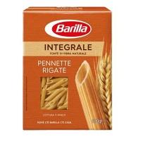 Massa italiana integral Penette Rigate Barill 500g.
