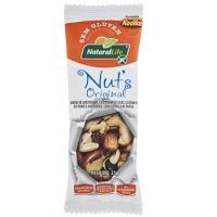 Barrinha de nuts original sem glúten Kodilar 25g