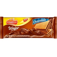 Biscoito wafer chocolate Vitarella 35g