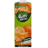 Suco pronto de tangerina Nutri Néctar 1lt