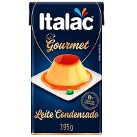 Leite condensado Gourmet Italac 395g