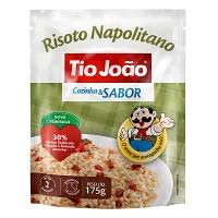 Risoto Napolitano Tio João 175g